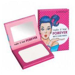 pop up your make-up, fixing powder, puder utrwalający makijaż marki Misslyn