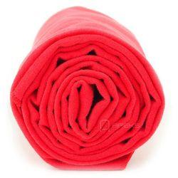 xl szybkoschnący ręcznik treningowy 70x140 cm / czerwony - czerwony marki Dr.bacty