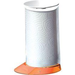 - glamour - stojak na ręczniki papierowe - pomarańczowy - pomarańczowy marki Casa bugatti