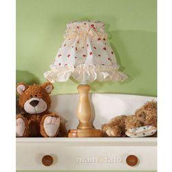 MAMO-TATO Lampka Nocna Kwiatuszki ecru z kategorii Oświetlenie dla dzieci