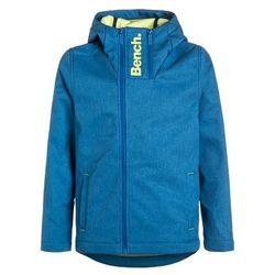 Bench SHOWER Kurtka Softshell imperial blue marl z kategorii kurtki dla dzieci