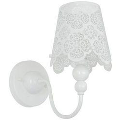 lampa kinkiet arianna mb2473b-1 wh marki Italux