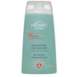 Norel (Dr Wilsz) ACNE ANTIBACTERIAL CLEANSING GEL Antybakteryjny żel myjący (DD150) - sprawdź w wybranym sk