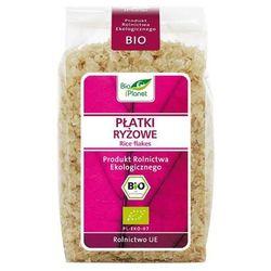 BIO PLANET 300g Płatki ryżowe Bio | DARMOWA DOSTAWA OD 200 ZŁ