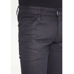 GStar 5620 AFROJACK ZIP 3D SUPER SLIM Jeans Skinny Fit black pintt stretch denim