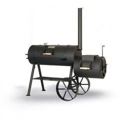 Grillo-wędzarnia PARTY WAGON 6 zwrotny obieg dymu - SMOKY FUN - oferta [5526477497253373]