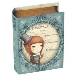 Mirabelle, Sincerely, pudełko na prezent w kształcie kiążki + kartki okolicznościowe