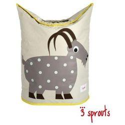 3 sprouts Kosz na pranie/zabawki- koza