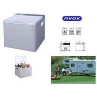 NVOX Lodówka turystyczna samochodowa z agregatem i termostatem 42L 12V 230V GAZ, towar z kategorii: Lodówki