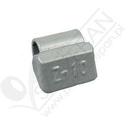 Ciężarki do kół cynkowe do felg aluminiowych ATS - ZN ALU - 10G - 10g (5906660399902)
