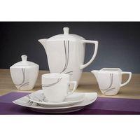KAROLINA HIRUNI Serwis kawowy 39 części na 12 osób S-02010