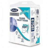 Papier toaletowy w składce 8960 szt. Bulkysoft Excellence