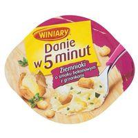 WINIARY 54g Danie w 5 Minut Puree o smaku bekonu