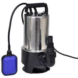 vidaXL Elektryczna, zatapialna pompa do ścieków 750 W, kup u jednego z partnerów
