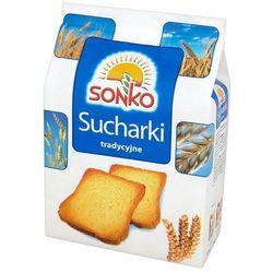 SONKO 225g Suchary tradycyjne - produkt z kategorii- Pieczywo, bułka tarta