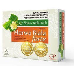 Morwa Biała Forte 30 tabletek - sprawdź w wybranym sklepie