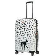 964e7fb8c734f DISNEY FOREVER walizka mała kabinowa 55 cm twarda 4 koła DALMATIANS marki  SAMSONITE