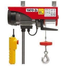 YATO Elektryczny wciągnik Yato 1050 W 300/600 kg - sprawdź w wybranym sklepie