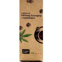 Medhemp Herbata konopna z czystkiem 100g