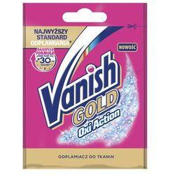 Odplamiacz Vanish Oxi Action Gold - 30 g (wybielacz i odplamiacz do ubrań) od Sklep Internetowy A-T