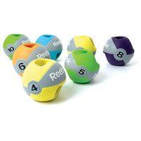 Reebok Piłka medyczna z podwójnym uchwytem 7kg / darmowa wysyłka / gwarancja 24m