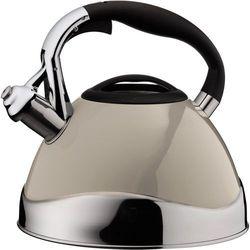 Kela Czajnik z gwizdkiem beżowy varus 3 litry (ke-11697) (4025457116971)