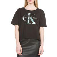 Calvin Klein Teca-17 Koszulka Czarny XS (8718935241864)