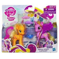 Zestaw My little Pony Princess Cadance, Applejack A2658 oferta ze sklepu HUGO Akcesoria gsm , Nawigacje