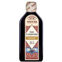 Olej z czarnuszki czarnego kminu tłoczony na zimno nierafinowany 250ml BIOOIL (5907722370440)