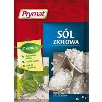 Sól ziołowa jodowana 30 g Prymat (5901135011471)