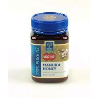 Manuka health new zealand ltd Miód manuka mgo100+ 500g - 500g (9421023620043)