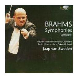 Brahms: Symphonies complete - Darmowa dostawa!, towar z kategorii: Klasyczna muzyka dawna