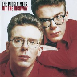 THE PROCLAIMERS - HIT THE HIGHWAY (DIGIPACK) - Album 2 płytowy (CD), towar z kategorii: Metal