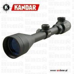 Luneta celownicza KANDAR 3-9x40 IR E EG podświetlany krzyż MilDot A142 z kategorii Celowniki