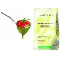 Callebaut Czekolada limonkowa do fondue oraz fontann | 2,5 kg