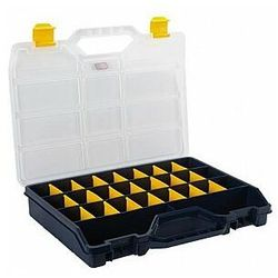 TAYG - Organizer na końcówki, elektronikę, śrubki itp. - 460 x 350 x 81 mm (8412796147005)