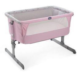 Chicco, Next2Me, łóżeczko dziecięce, Princess z kategorii łóżeczka i kołyski