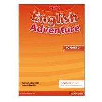 New English Adventure PL 3. Teacher's eText (Active Teach) Oprogramowanie do Tablicy Interaktywnej do Wersji W