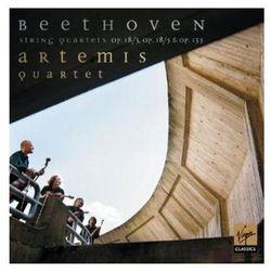Beethoven: String Quartets Op. 18/5, 18/3, 135/9 - Artemis Quartet, towar z kategorii: Muzyka klasyczna - pozo