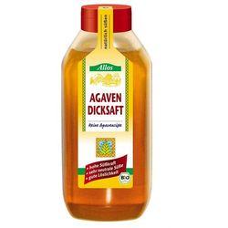 : syrop z agawy bio - 900 ml wyprodukowany przez Allos