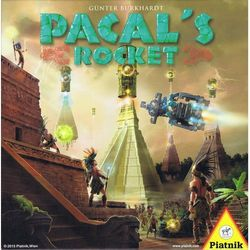 Piatnik Pacal's rocket gra
