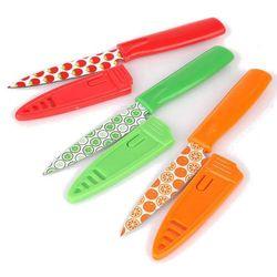 Gerpol - Tutti Frutti - komplet 3 noży uniwersalnych