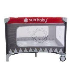 Sun baby Kojec sweet dreams czerwony  sd01/gc (5907478649074)