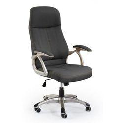 Fotel gabinetowy Edison czarny, 97728