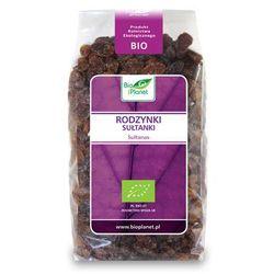 Rodzynki sułtanki bio 400 g - bio planet od producenta Bio planet - seria fioletowa (owoce i warzywa susz