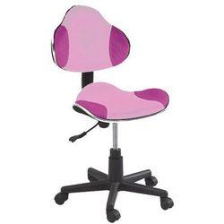 Fotel q-g2 różowy marki Signal meble
