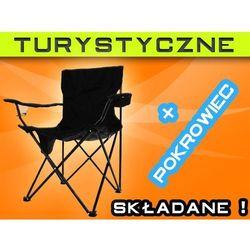 Turystyczne krzesełko wędkarskie Spartan Camping - sprawdź w AllForYou.pl