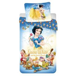 Jerry Fabrics Dziecięca pościel bawełniana Śnieżka 2016, 140 x 200 cm, 70 x 90 cm - produkt z kategorii- Komplety pościeli dla dzieci