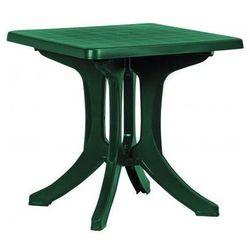 Stół ogrodowy NAPOLI zielony