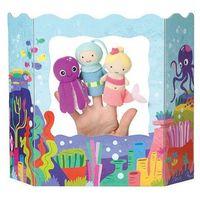 Teatrzyk stolikowy podwodny świat  marki Manhattan toy
